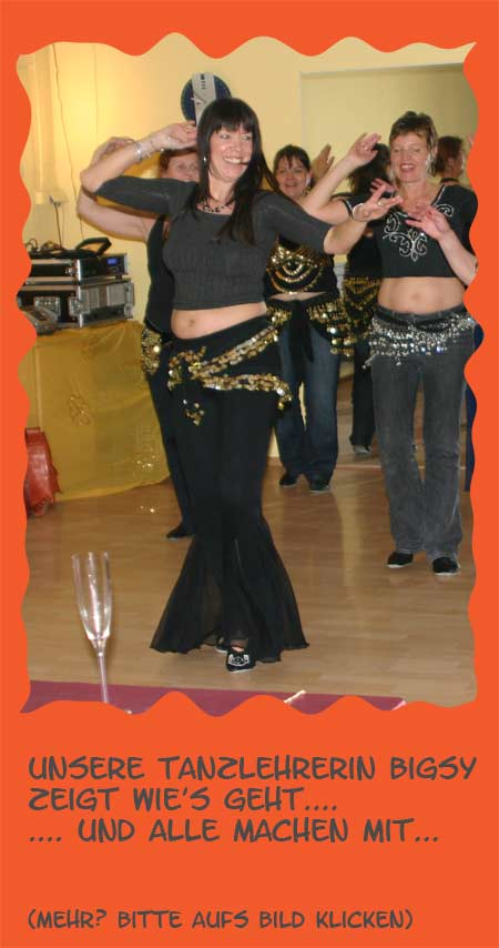 Webgalerie: Tanz Oriental Party