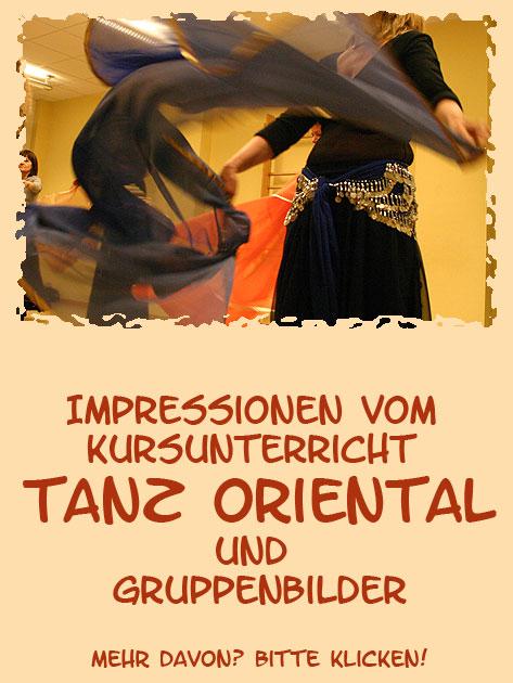 Webgalerie: Kursstunde Tanz Oriental