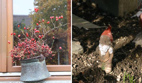 Herbstdeko Basteln Fur Fenster : Herbst deko für fenster ~ , die vor ...