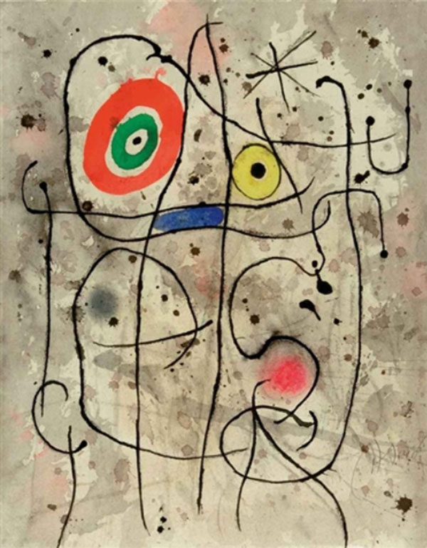 Miro_1965_Composition